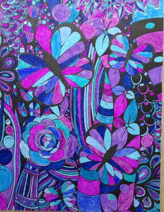 Butterflies - Christina