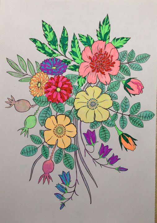 Bouquet - Christina