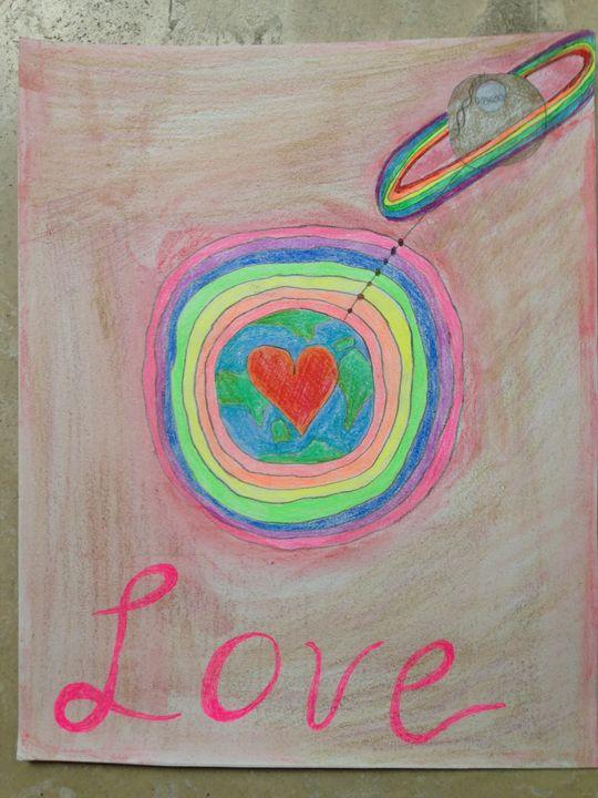 Plantery Love - Christina