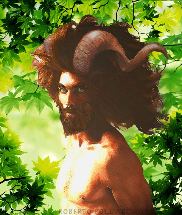 Wise Satyr - Roberto Poll