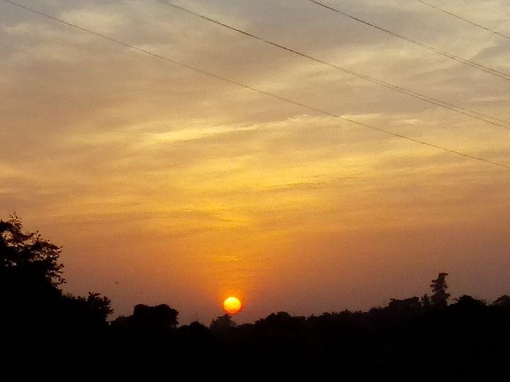 Sunset - Khanab