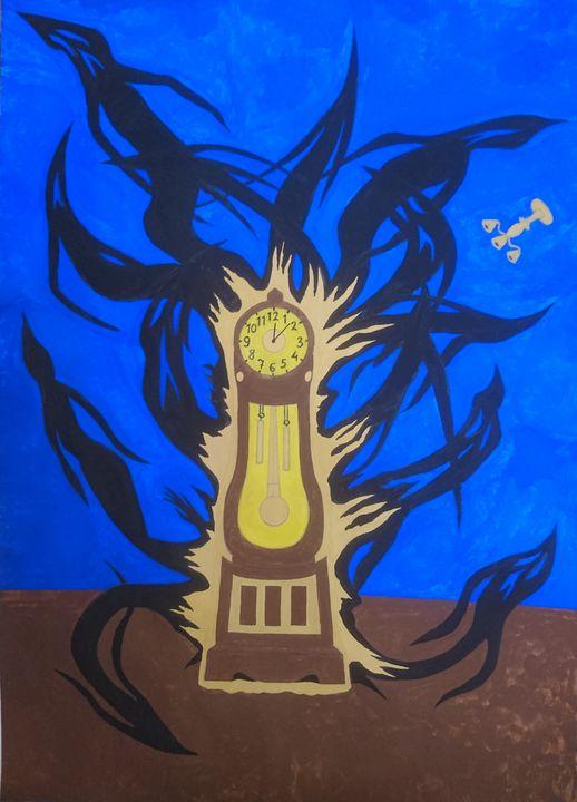 Часы - Peter Pinchuk