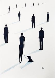 Social Distancing (xv)