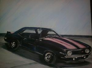 Best in class 69 Camaro