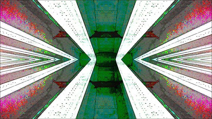 Linear Fear - Metazoa Art