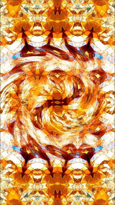 Spinning Glass - Metazoa Art