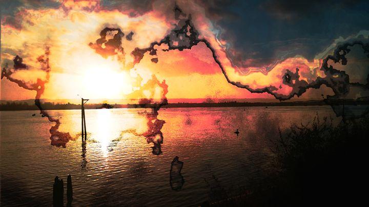 Sun spots - Metazoa Art