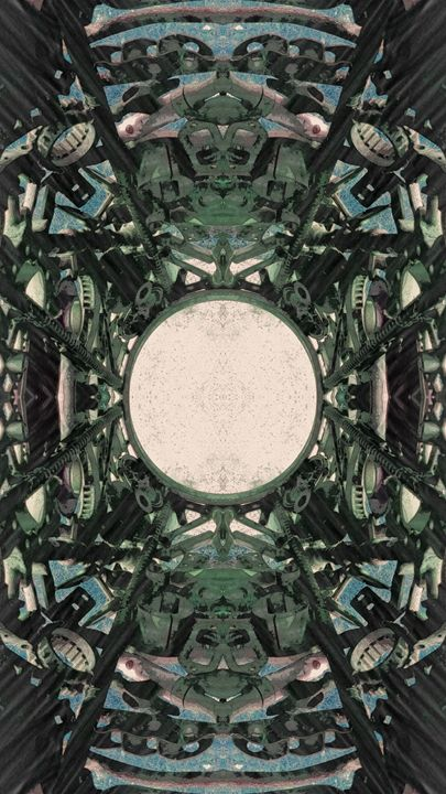 Focal Emptiness - Metazoa Art