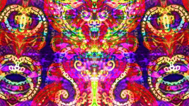 Pastel Prose - Metazoa Art