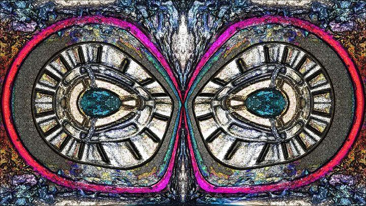 Chained - Metazoa Art