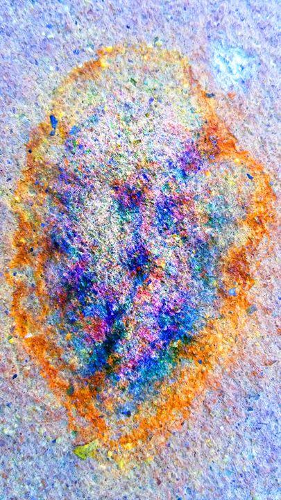 Rainbow bruise - Metazoa Art