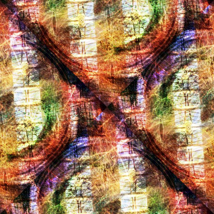 Prism sphere - Metazoa Art