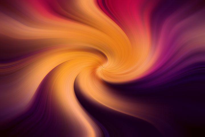 Colorful Abstract Swirls - Belinda's Faith Photography