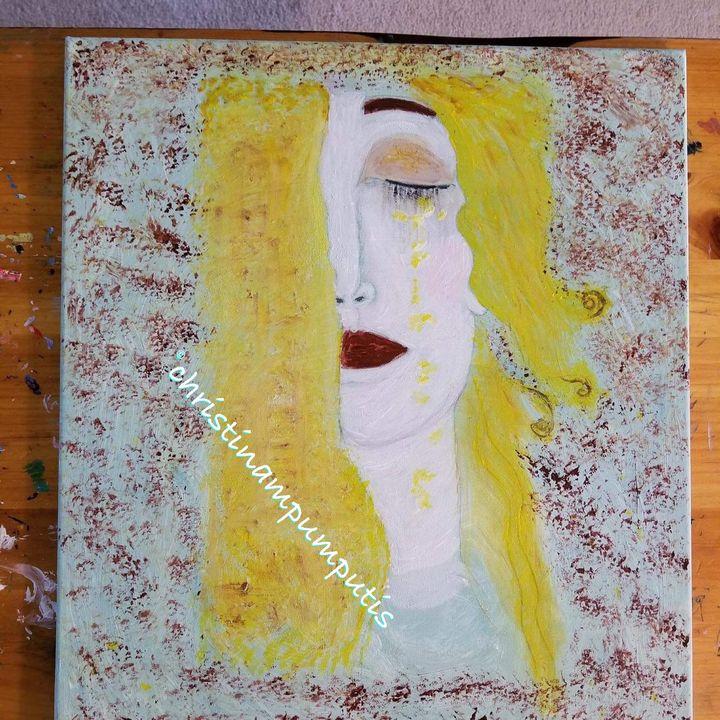 Deep thoughts - Christina M. Pumputis Art