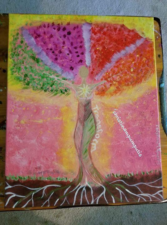 Transform - Christina M. Pumputis Art