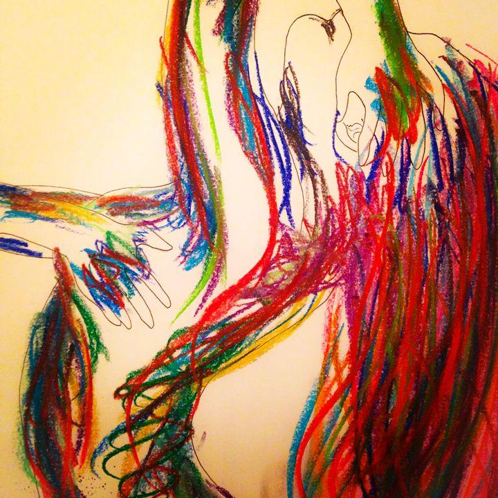 Color of the Soul - Black Kat Art