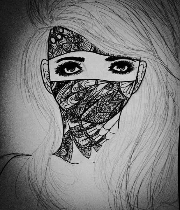 Silent by Detail - Black Kat Art