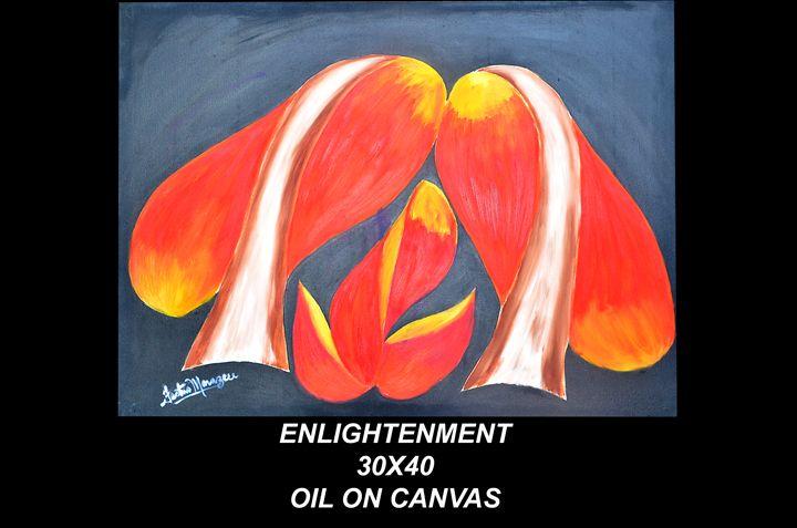 Enlightenment - Festus C Marazere