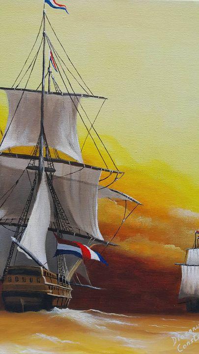 Ships - Constantin
