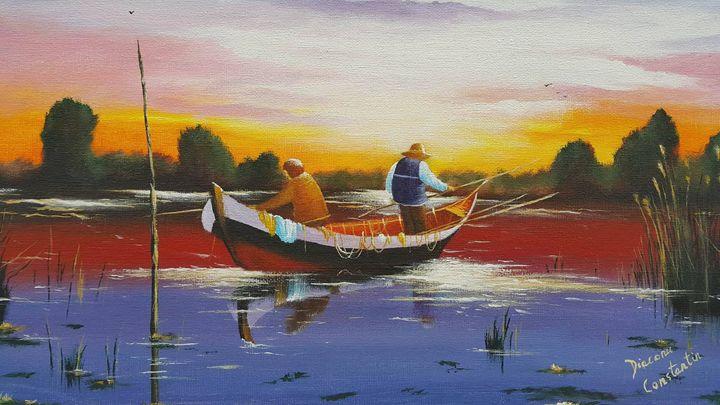 Fishermen - Constantin
