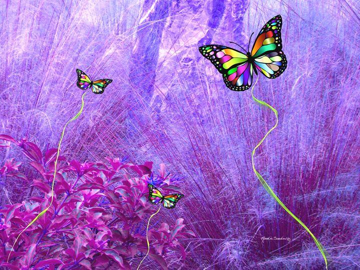 Dreaming Butterflies - RosalieScanlonPhotography&Art