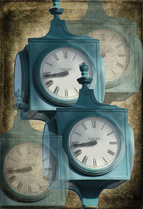 Tick Tock - RosalieScanlonPhotography&Art