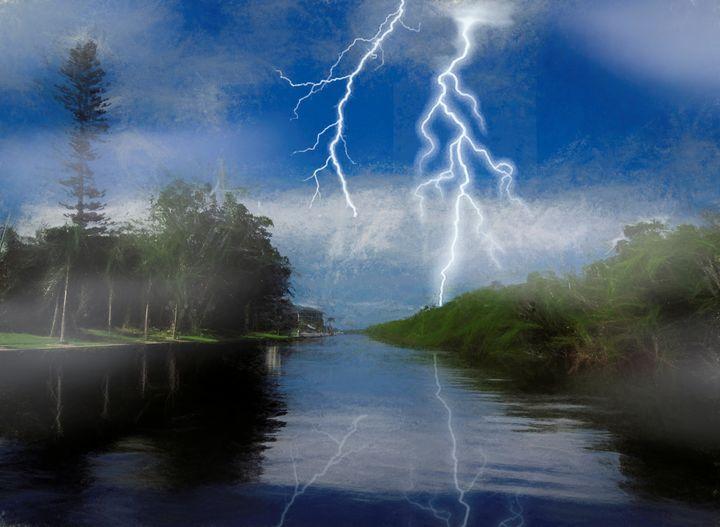 The Storm - RosalieScanlonPhotography&Art