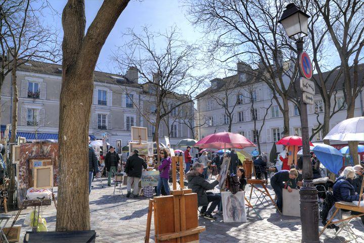 Montmartre 7 - Bulimages