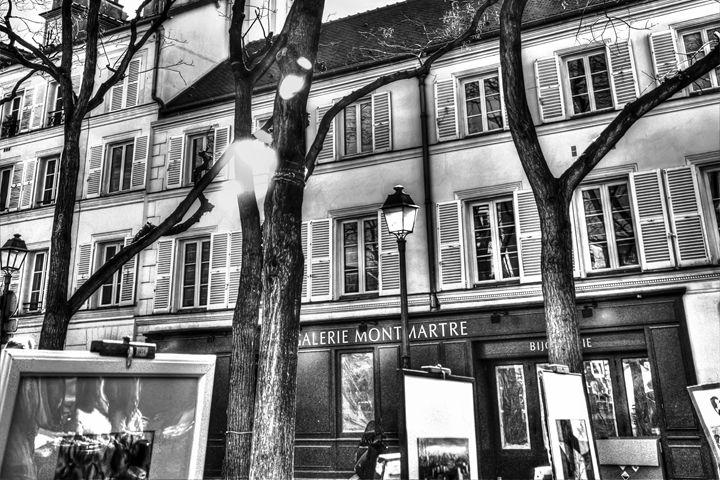 Montmartre 11 - Bulimages