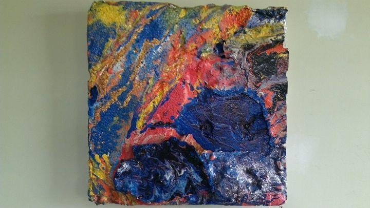 blue time - maeshall art 3rd.