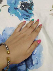 Color palette for nails