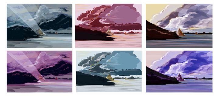 Color Concepts - Gabi Reiss