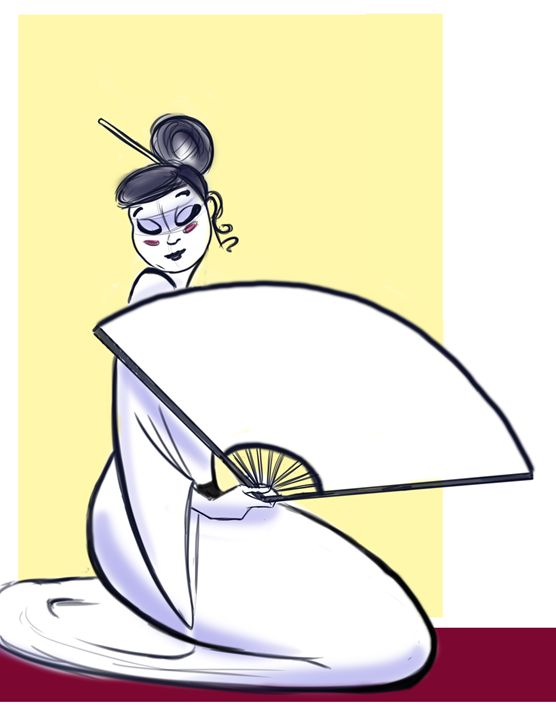Geisha - Gabi Reiss