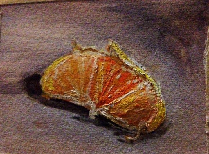 Orange - Gabi Reiss