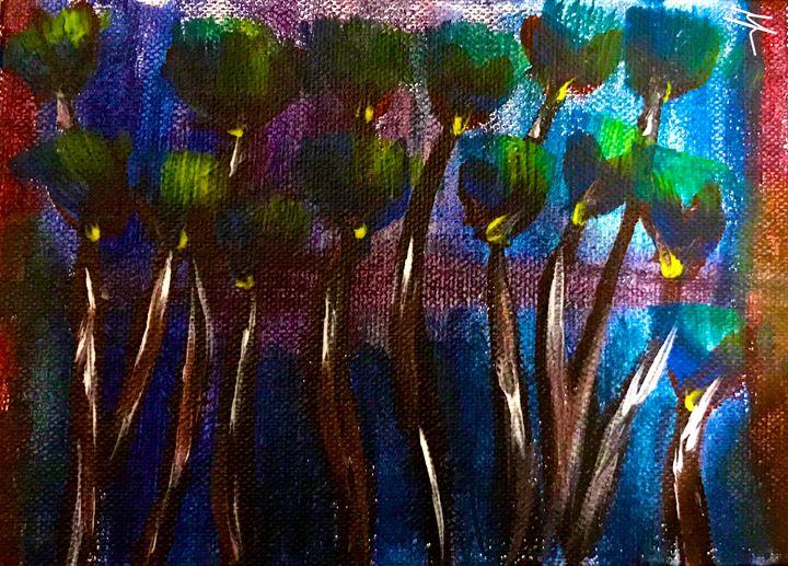 Acrylic Painting - Cherrie's Artwork
