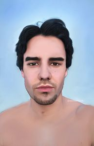 Liam Payne art