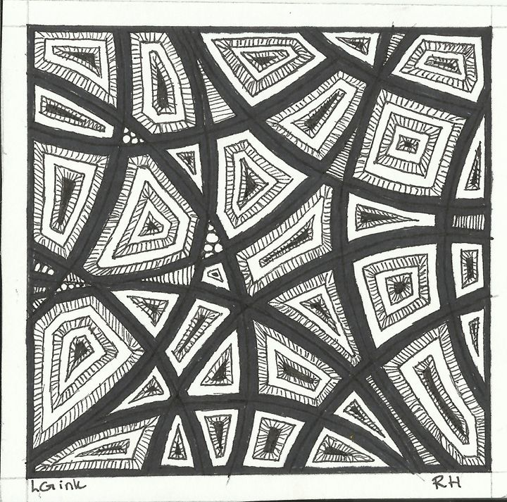zentangle 2 - Zentangle motives