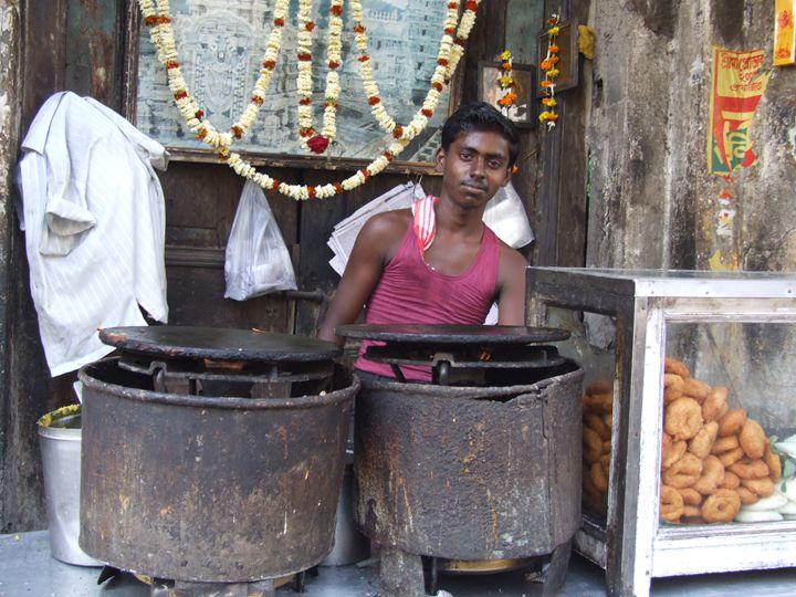 Vendor,Calcutta - Indiaskapie