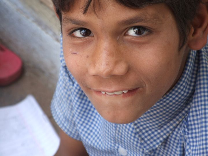 Schoolboy - Indiaskapie