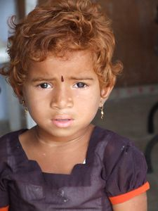 Hindu girl, Hyderabad