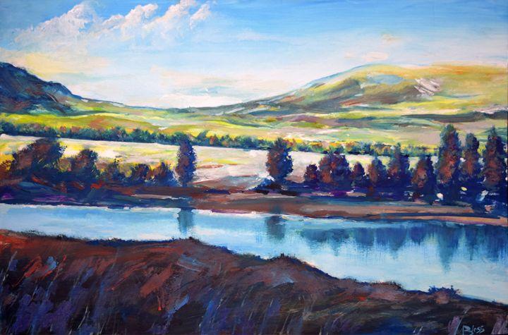 Bear Creek Lake - Blossart