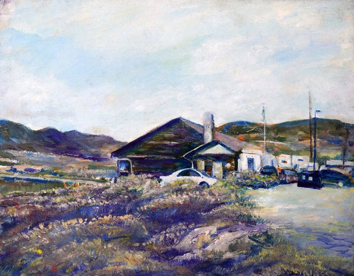 Soda Lake Lodge - Blossart