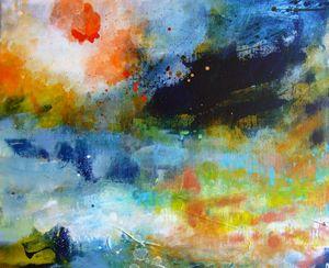 Landscape Canvas Paysage Toile