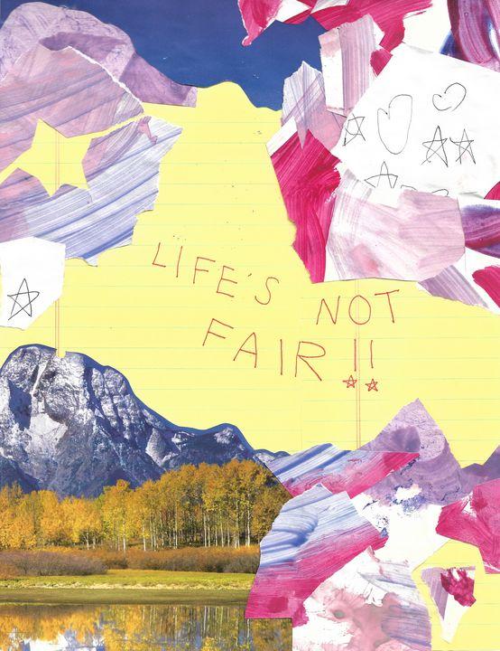 Life's Not Fair - Bea Bitter