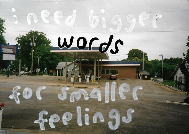 I Need Bigger Words - Bea Bitter