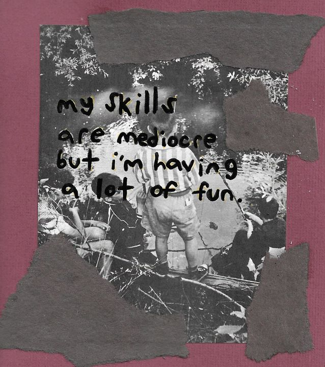 My Skills Are Mediocre - Bea Bitter