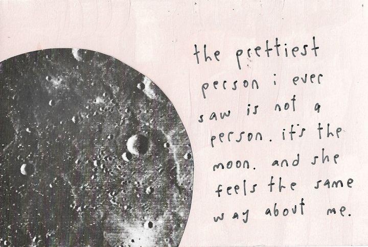 The Moon Loves Me - Bea Bitter