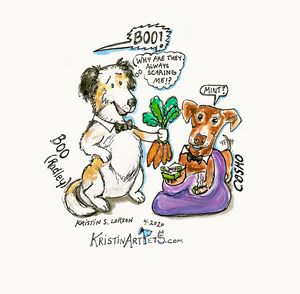 KristinArtPets.com art--personalized