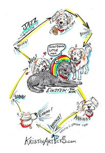 Einstein and Jazz