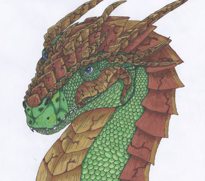 Evergreen Dragon - M.RArts